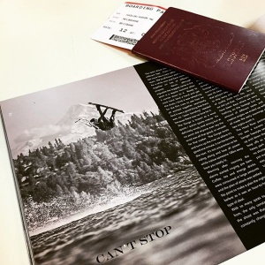 Aaron Hadlow landed in Aus asking where he could find a copy of Freedom, Issue 1.