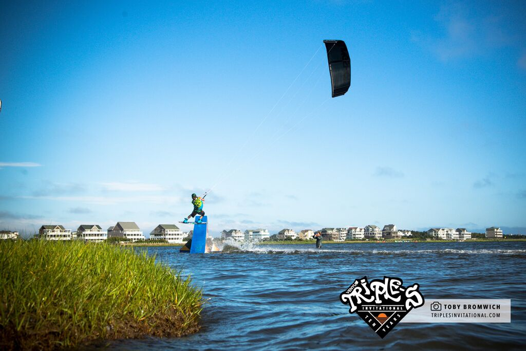 Real Kiteboarding Triple S Invitational 2015,