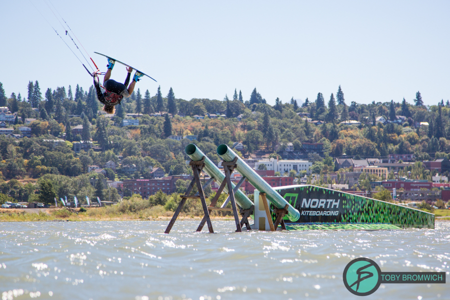 Brandon Scheid, Liquid Force Kiteboarding, Freedom Kite Mag, Hood River Slider Jam, Kite Mag Australia