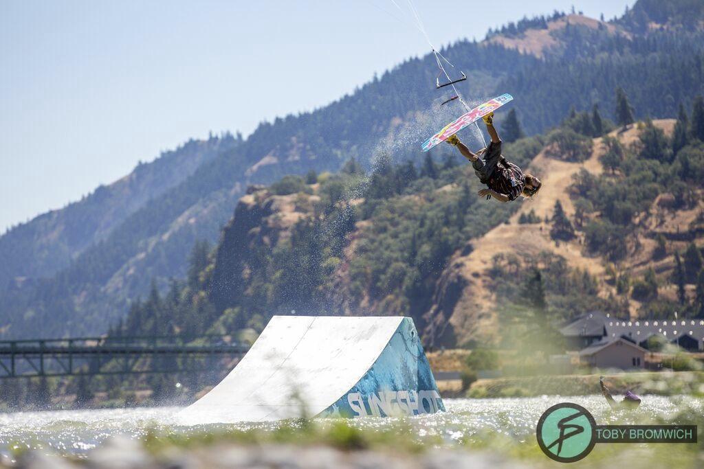 Sam Medysky, Hood River Slider Jam, Freedom Kite Mag, Kite Mag Australia