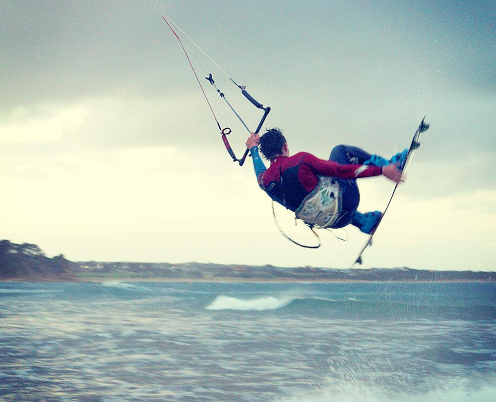 Slingshot kite, freedom kite mag
