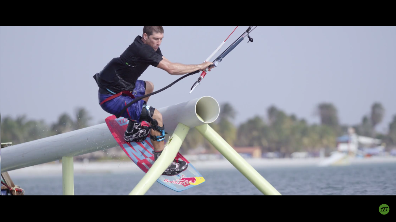 Aaron Hadlow, North Vegas, North Kiteboarding