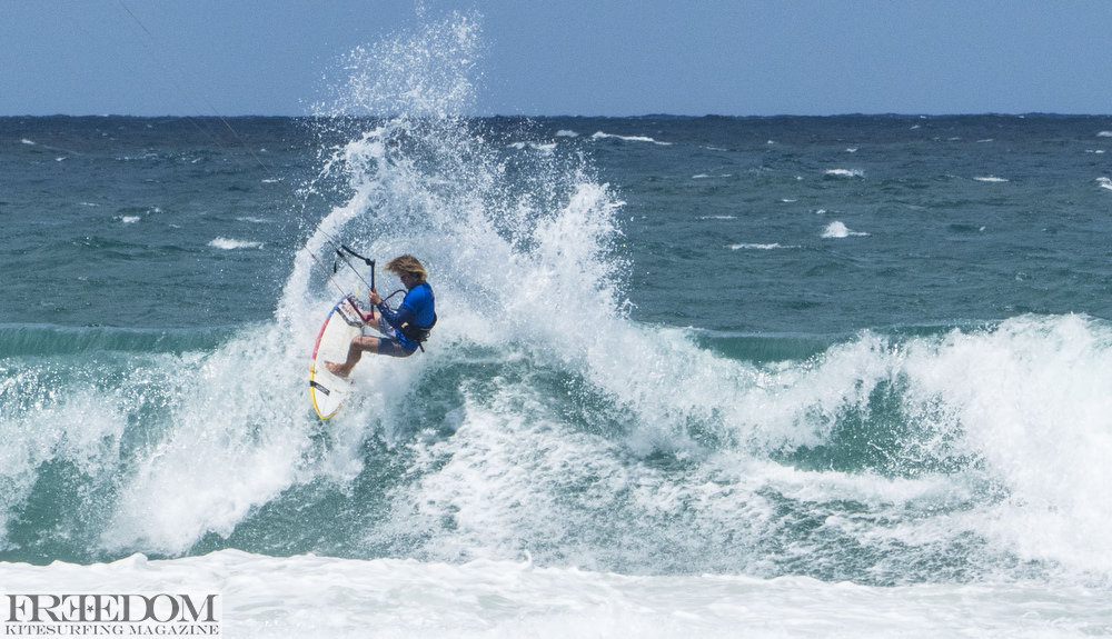 James Carew, North Kiteboarding, National Kiteboarding League Grand Final Gold Coast