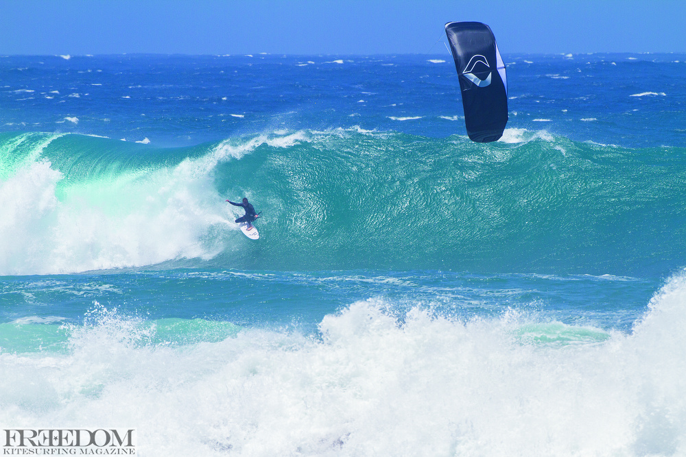 Sean Woolnough getting destroyed somewhere out West. Photos taken by WOLCOTT/LIQUID EYE