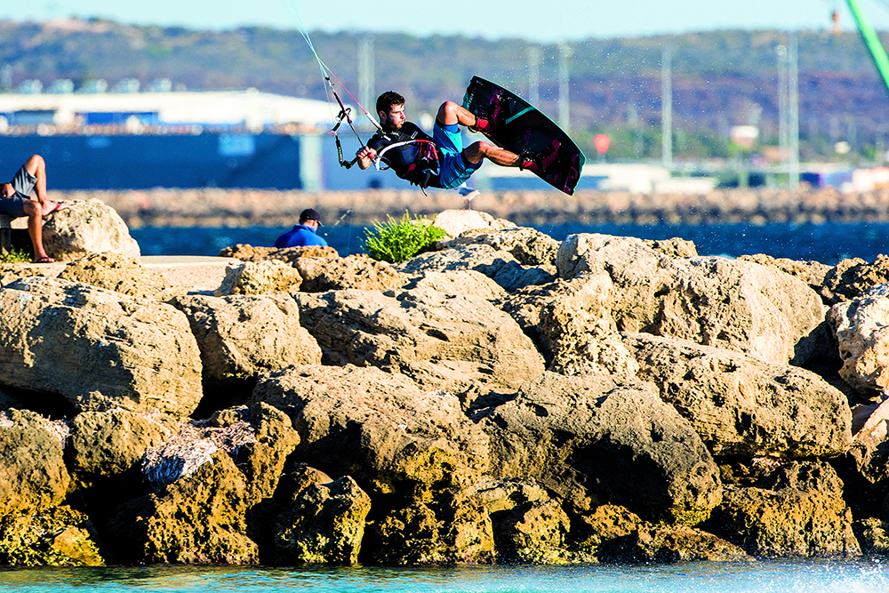 ALEX PASTOR WILL BE GUNNING FOR ANOTHER WORLD TITLE THIS YEAR, WA WAS THE PERFECT PLACE TO WORK IT ALL OUT AFTER HIS INJURY LAST YEAR.
