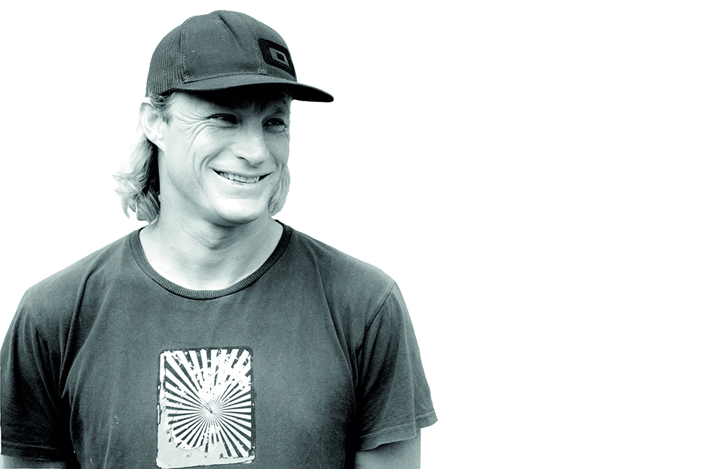 Rob Kidnie - One of the best kitesurfers you've never heard of...