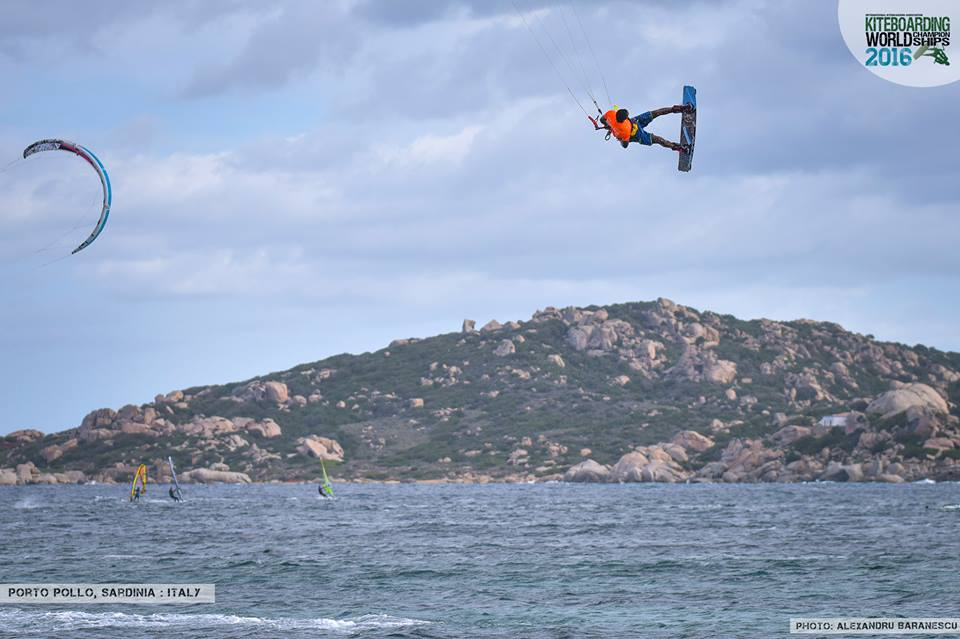 Check out for more information tomorrow, Day 5, of the Sardinia Grand Slam 2016!