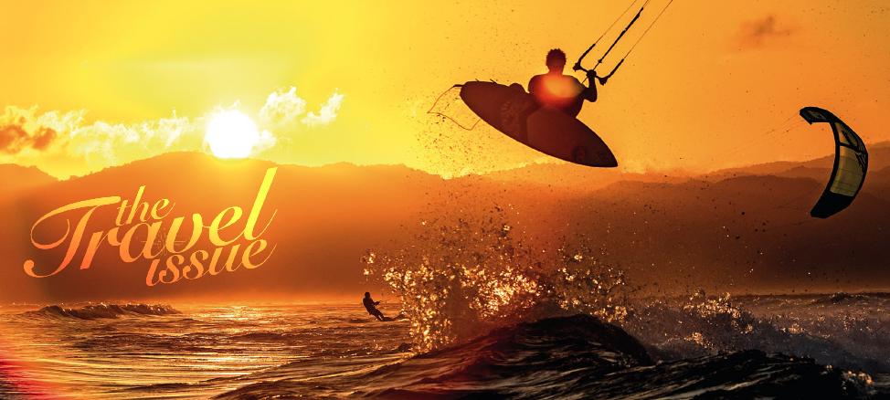 Freedom Kitesurfing Magazine Travel Issue