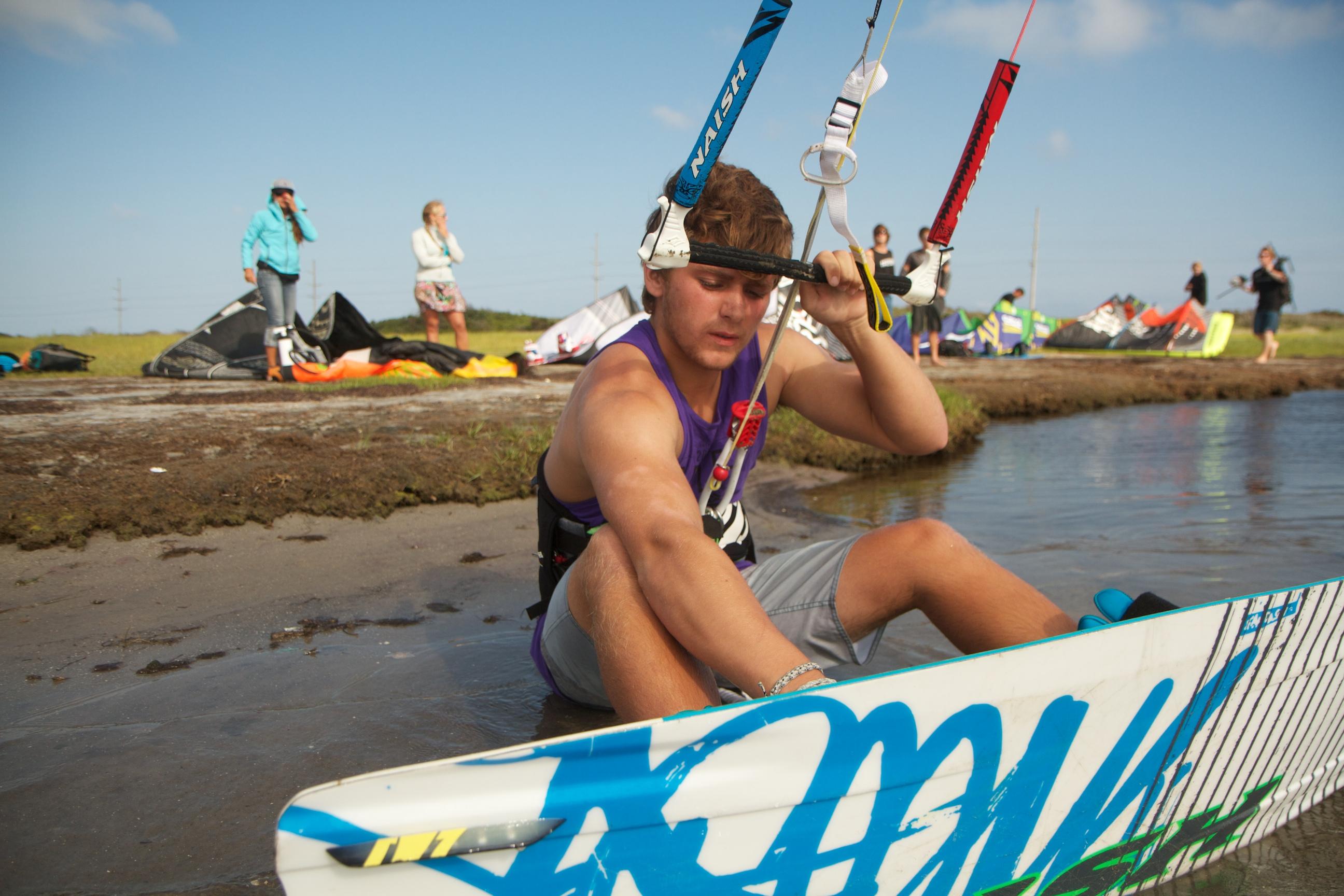 Ewan Jaspan, Kite Mag, Triple S Invitational, Naish Kiteboarding