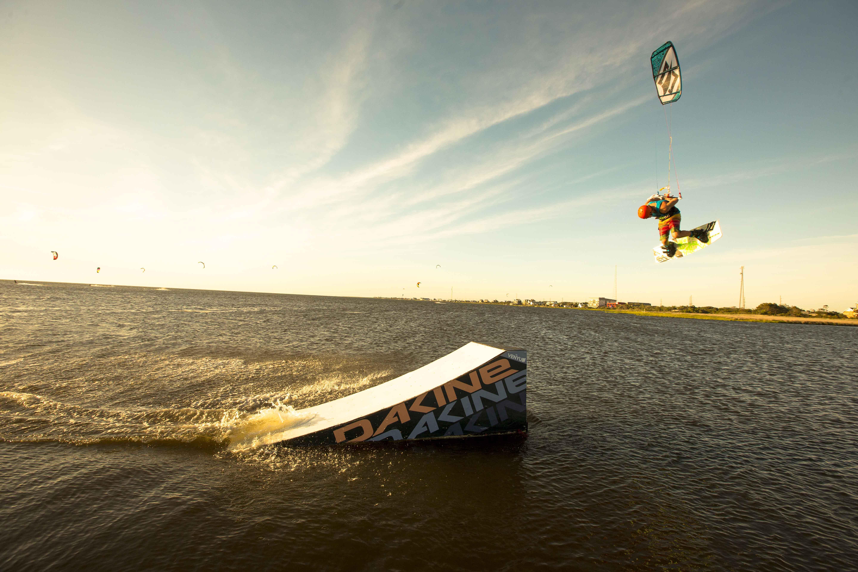 Ewan Jaspan, Triple S Invitational, Naish Kiteboarding