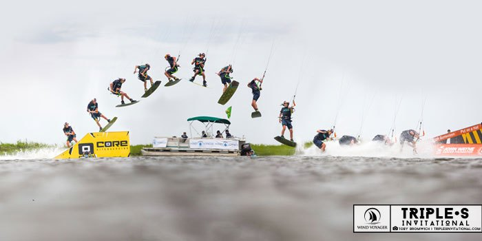 Christophe Tack Spinning 900 Triple S Invitational 2016