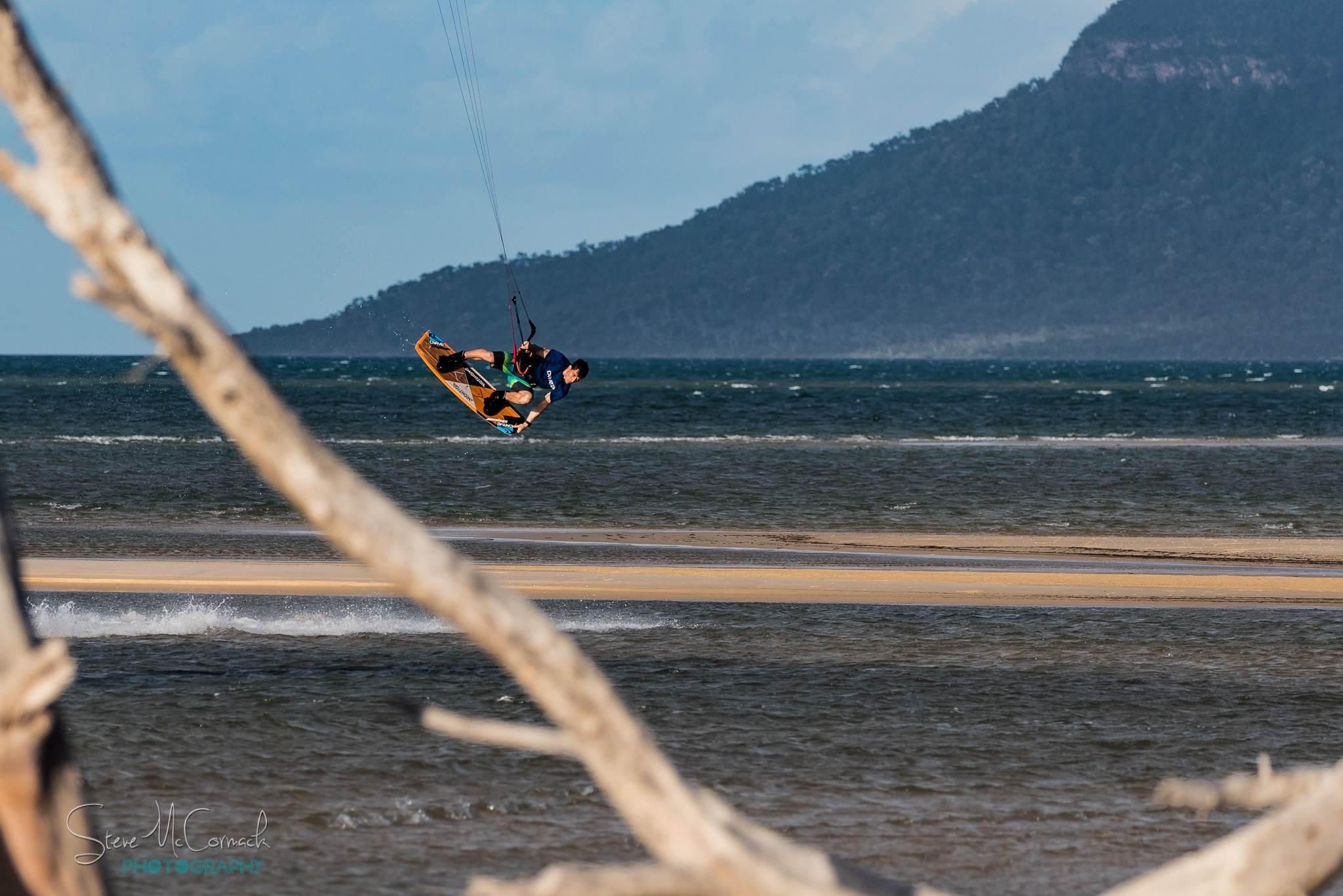 Australian Kite Surfari - Pic Mccormack