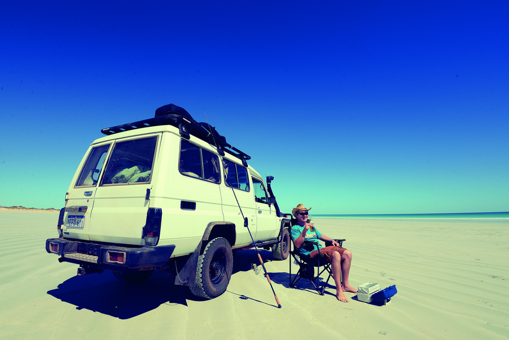 Matt Stevens - Cable Beach Broome