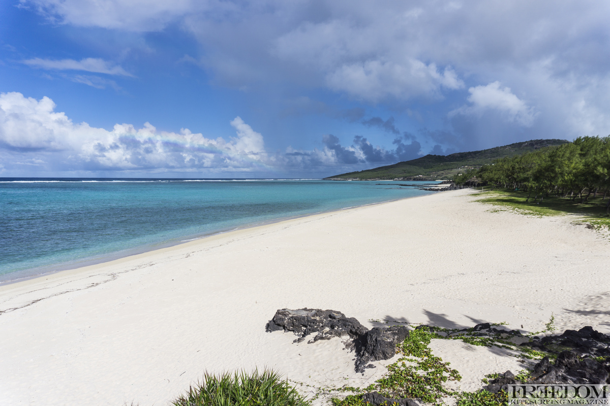 The crowds in Rodrigues are pretty easy to deal with...