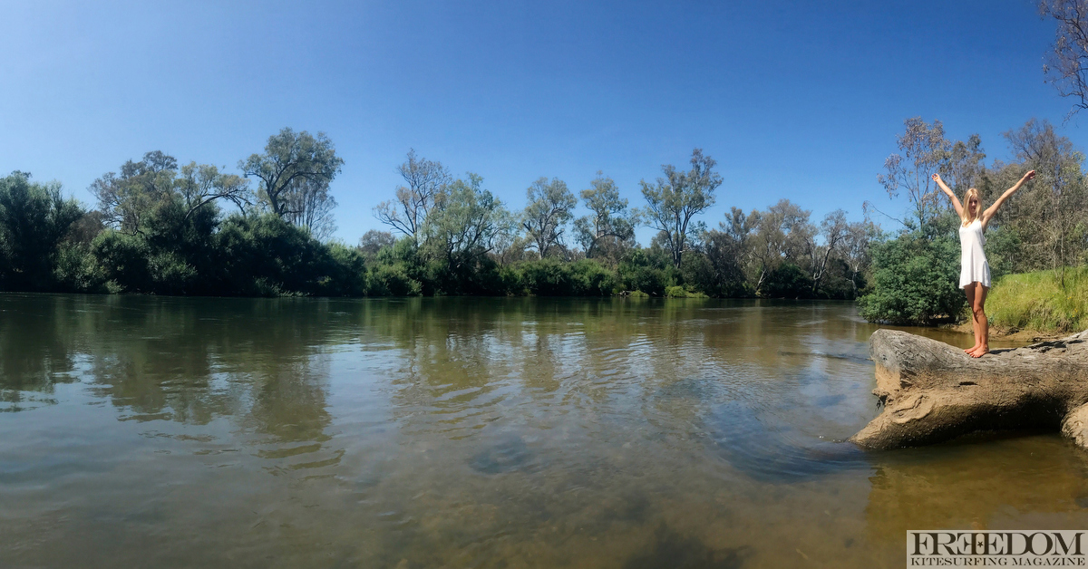 The Ol Murray River