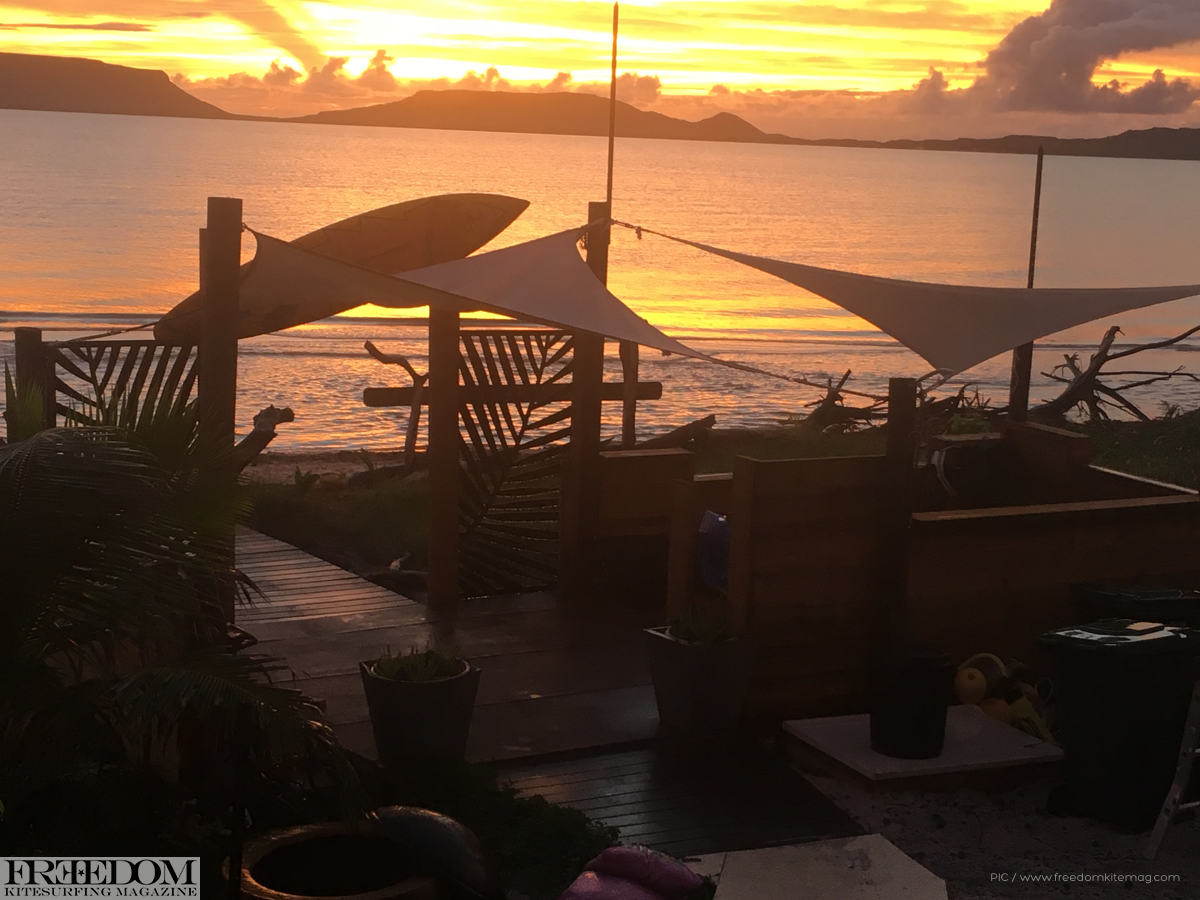 Australian-Kitesurfing-Surfari-Cooktown-Sunset 002