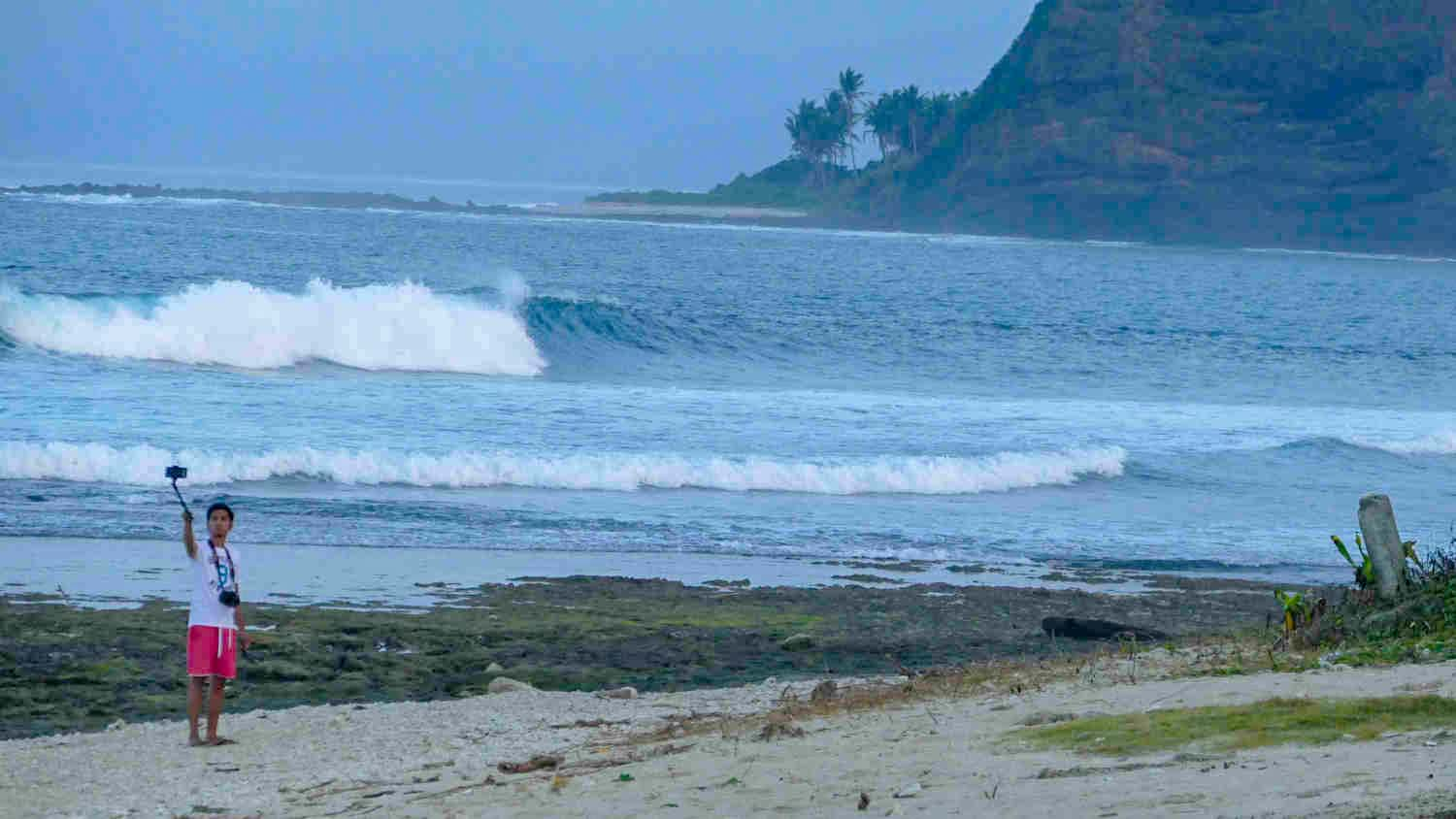 Great uncrowded surf for other options when the wind is light